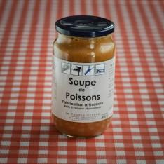 Carton de 6 soupes de poissons