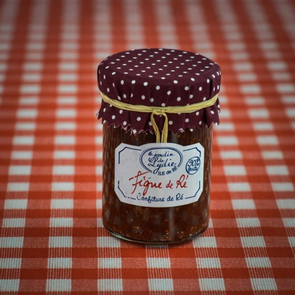 pot 250g de confiture artisanale. Black Bedroom Furniture Sets. Home Design Ideas