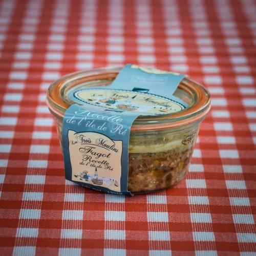 Fagot, recette de l'île de Ré