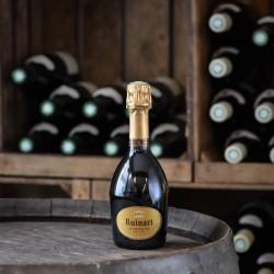 1/2 champagne Ruinart