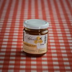 Crème de caramel au miel et à la fleur de sel