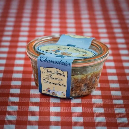 Terrine charentaise, recette de l'île de Ré