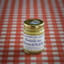 Moutarde aux salicornes