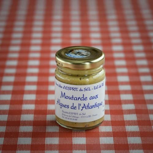 Moutarde aux algues