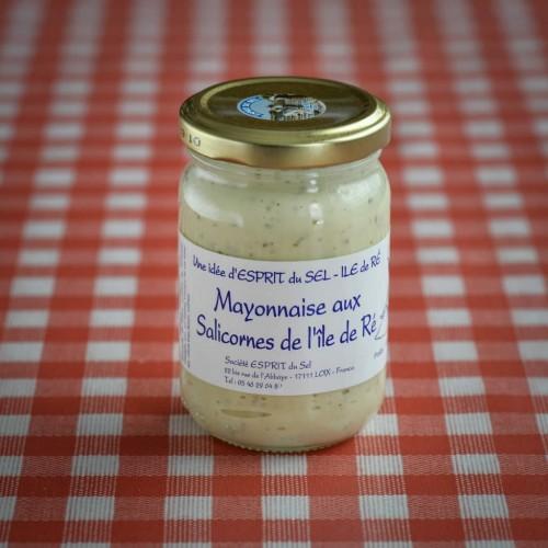 Mayonnaise aux salicornes