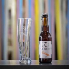 Bière blanche ambrée de Ré