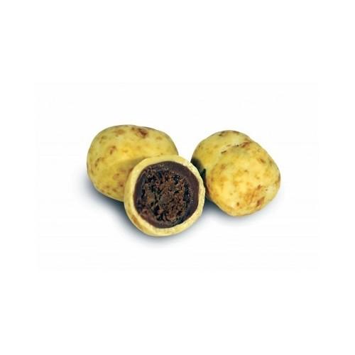 Filet de pommes de terre  chocolat